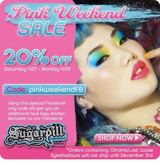 sugarpill coupon code 2019