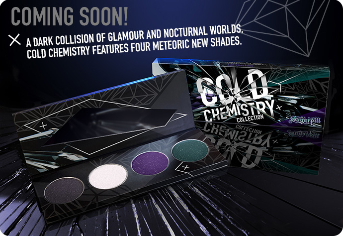 Cold Chemistry Palette